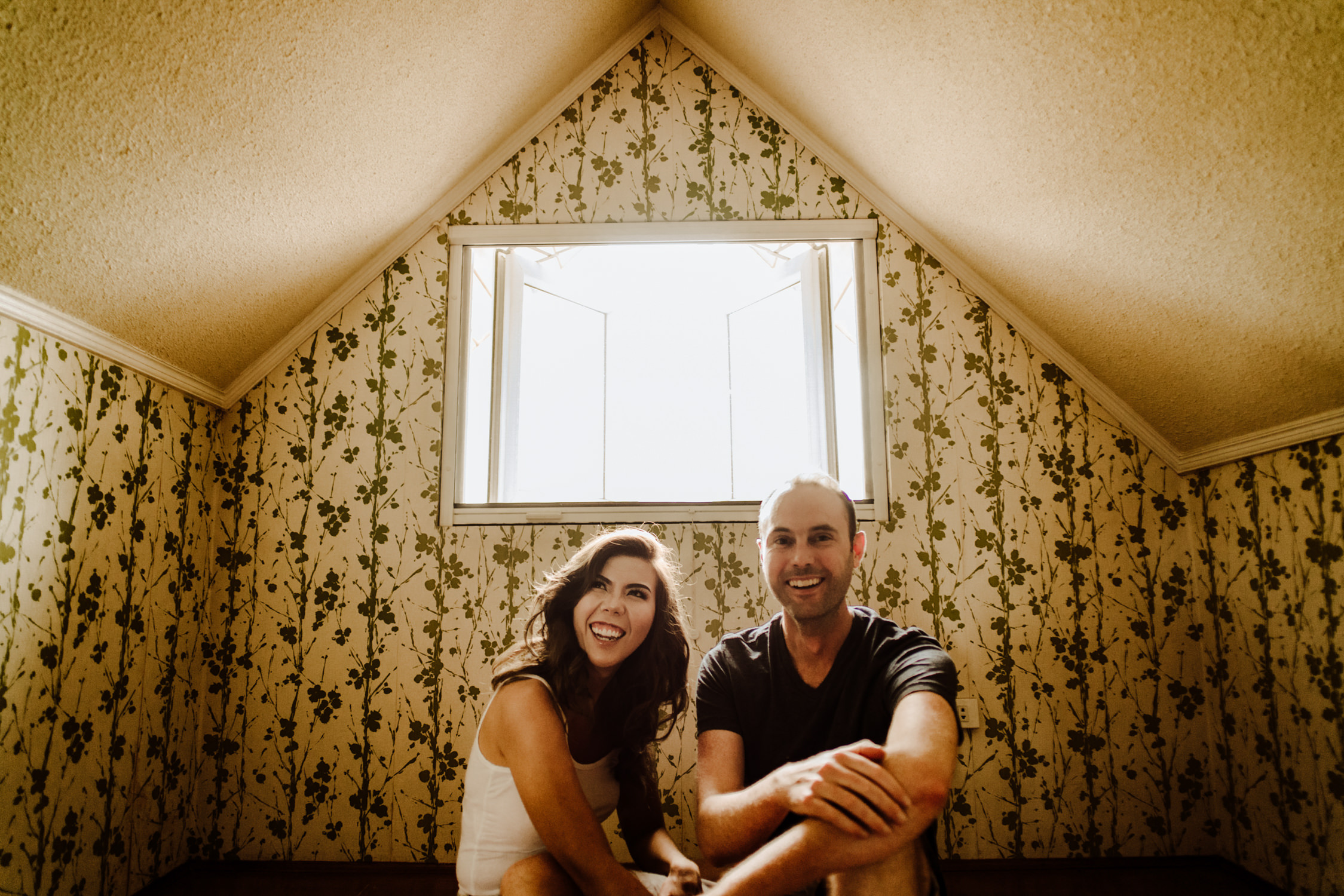 Oak St Studios - Gaile and Ben Intimate Engagement Session