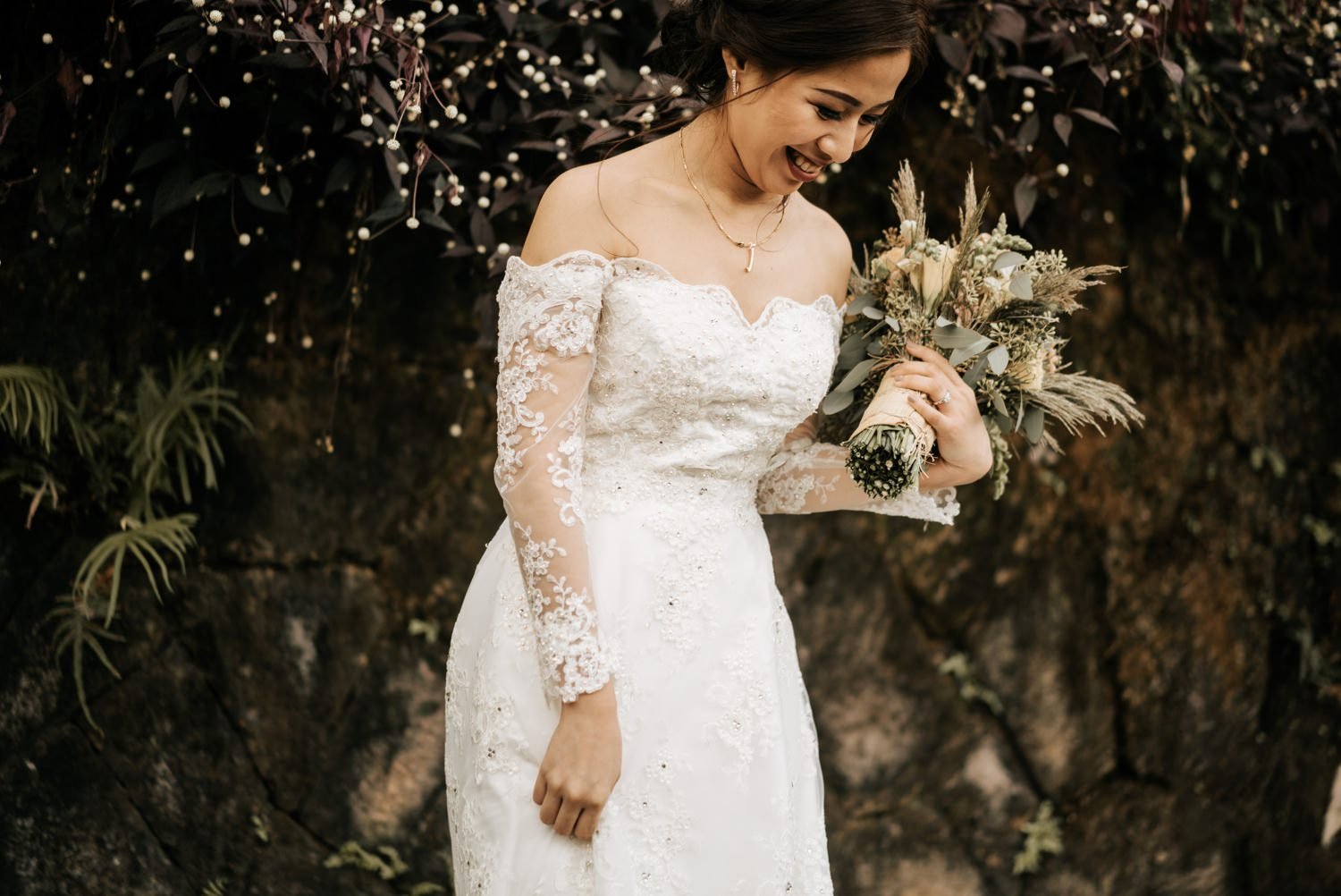 Jem and Lei - Tagaytay Wedding Photography