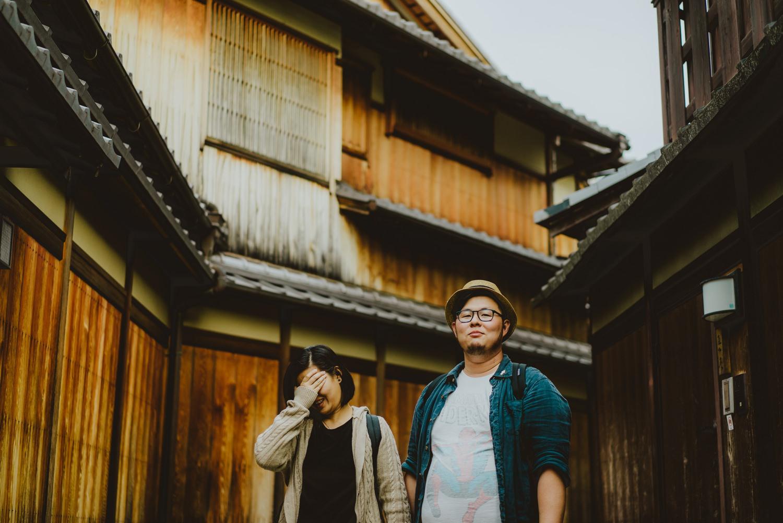 Oak St. Studios - Betty and Sam - Osaka Japan Engagement Session