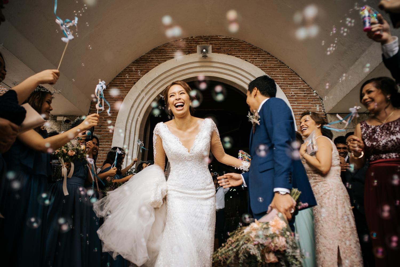 Oak St. Studios - Gen and Mike - Tagaytay Wedding Photographer