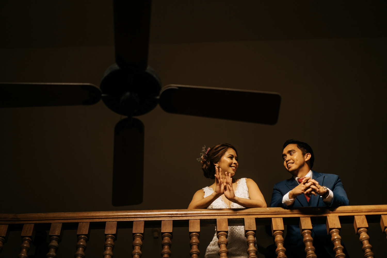 Oak St. Studios - Gen and Mike - Tagaytay Wedding Photographer