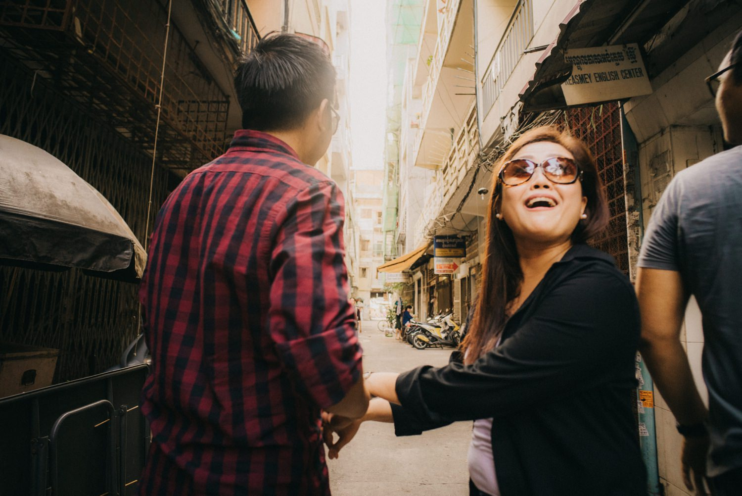 Oak St. Studios - Fritzie and Irvin - Cambodia Prenup Engagement Session