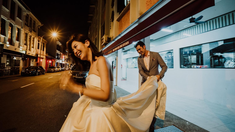 Oak St. Studios - Michelle and Desmond-Singapore Wedding