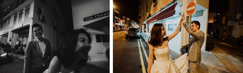 Oak St. Studios - Michelle and Desmond- Singapore Wedding