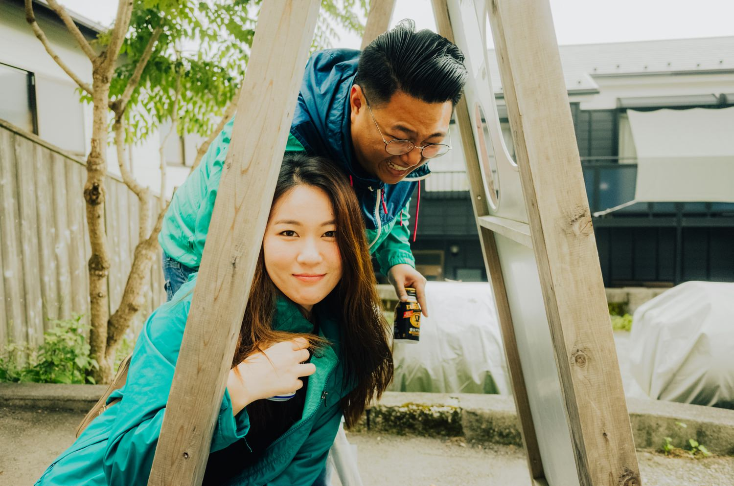 Oak St. Studios - Yano and Leanne - Hakone Japan Engagement Photographer