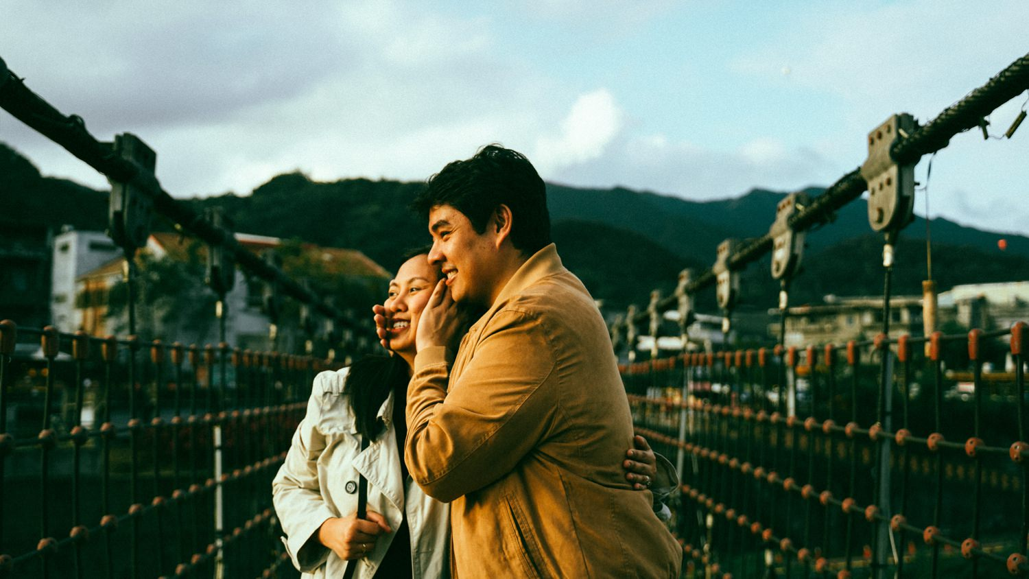 Oak St. Studios - Karol and Del - Taiwan Engagement Prenup Photographer