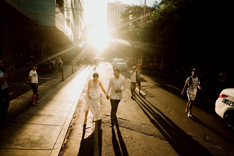 Oak St Studios - Josh and Elda Manila Wedding Photographer
