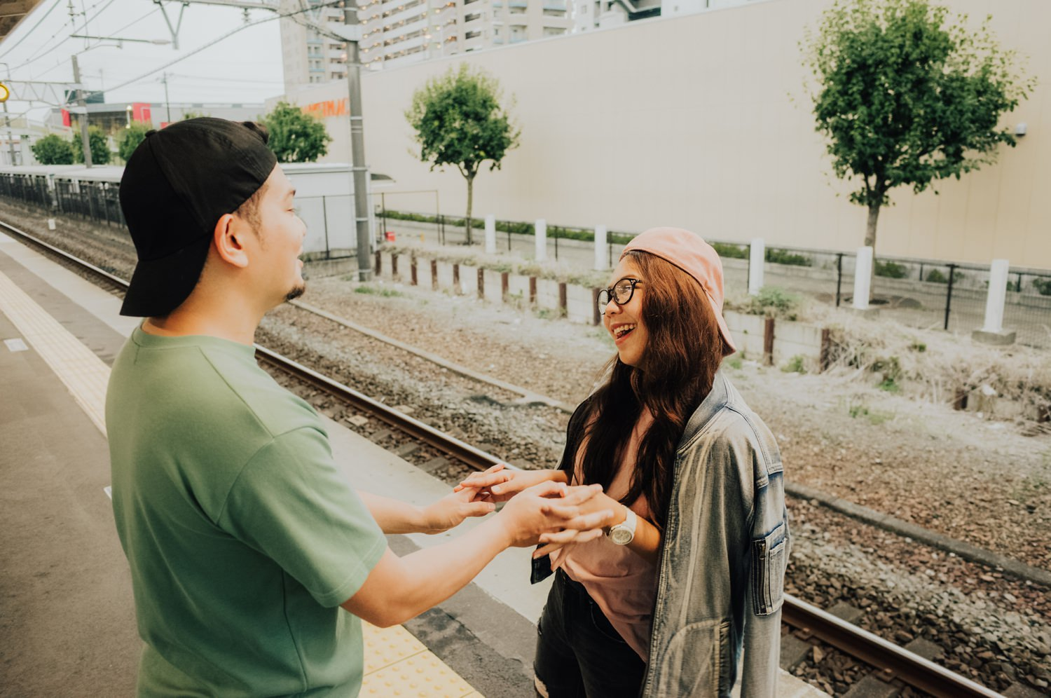 Oak St Studios - Lai and Archie - Hakone Japan Engagement Session