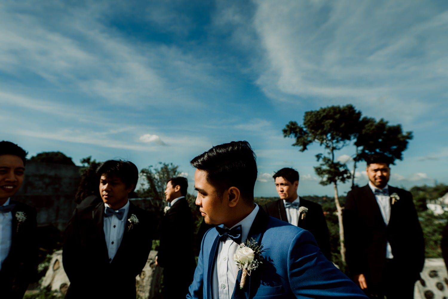 Oak St Studios - Xian and Gel - Tagaytay Wedding Photographer