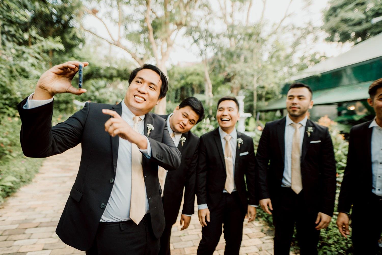 Oak St. Studios - Z and Vryan - Tagaytay Wedding Photographer