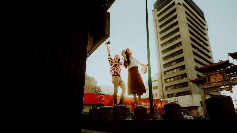 Oak St. Studios - Lloyd and Drei - Old Manila Prenup