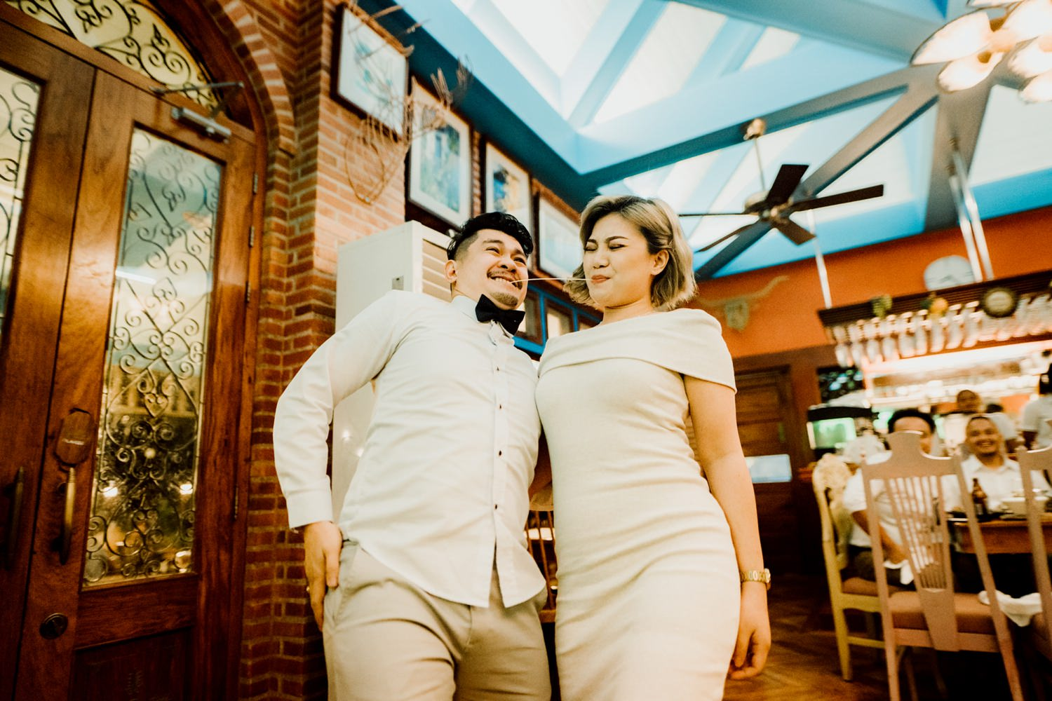 Oak St Studios - Diwa and El - Batanes Intimate Wedding Photographer