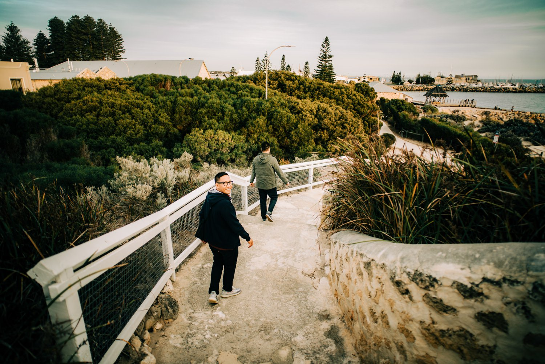 Oak St. Studios -Gob and Lew Perth Australia Wedding Photographer