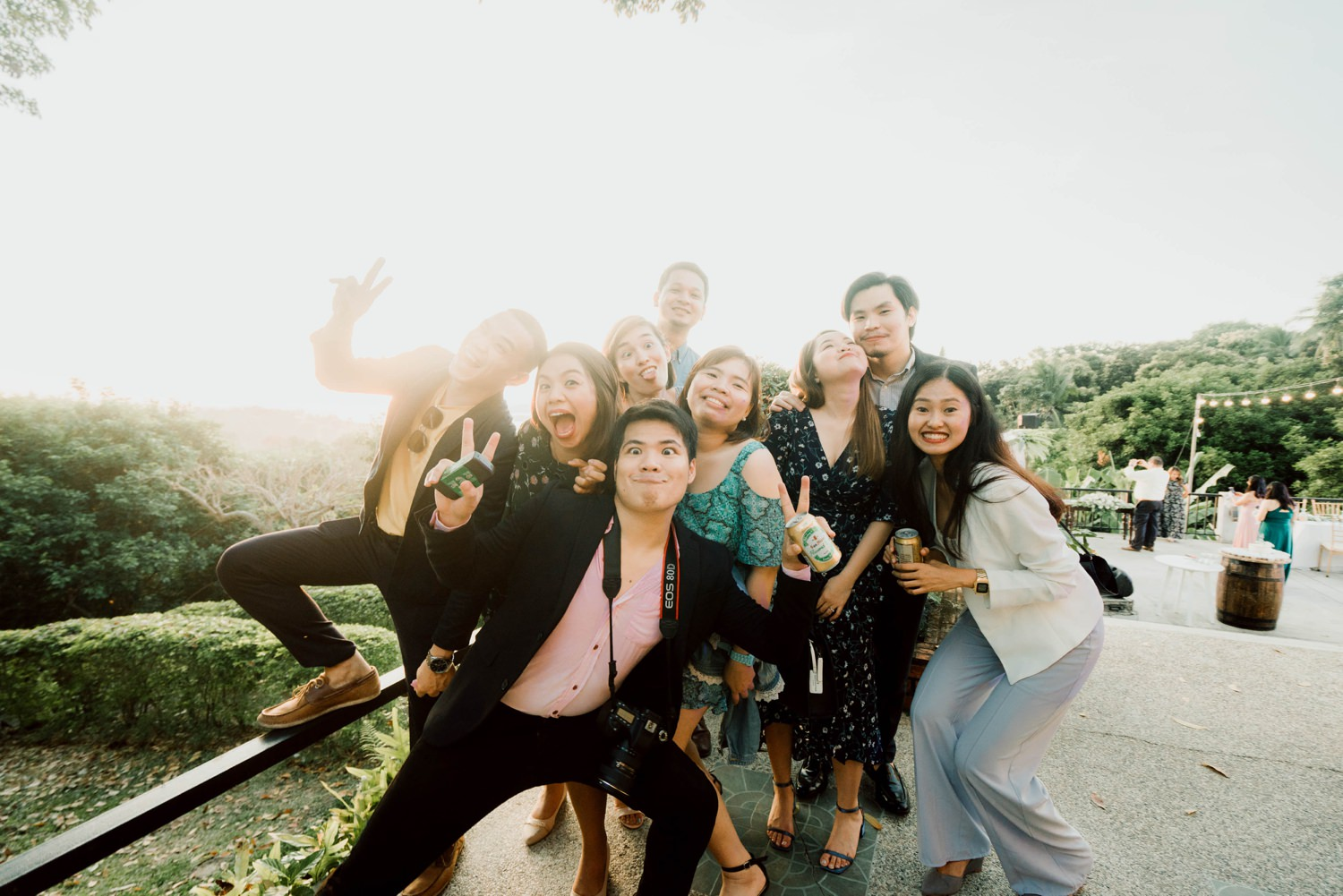 Oak St Studios - Andy and Pau - Intimate Tagaytay Wedding