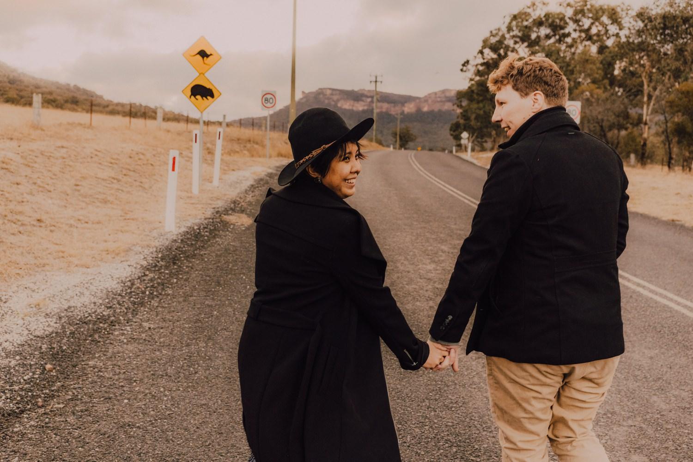 Oak St. Studios - Guia and Dean - Sydney Australa Post Wedding Photographer