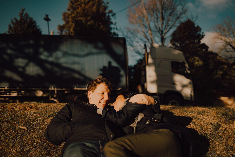 Oak St. Studios - Guia and Dean Sydney Australia Engagement Wedding Photographer