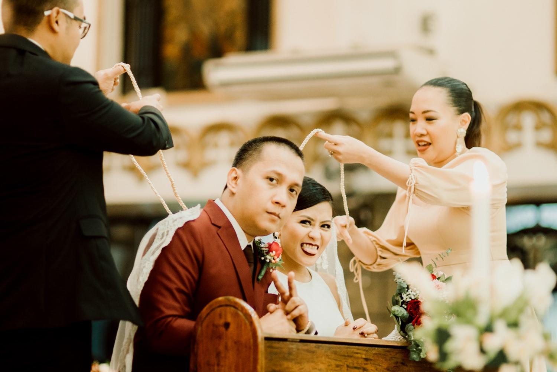Oak St Studios - Elaine and Calde - Manila Philippines Wedding Photographer