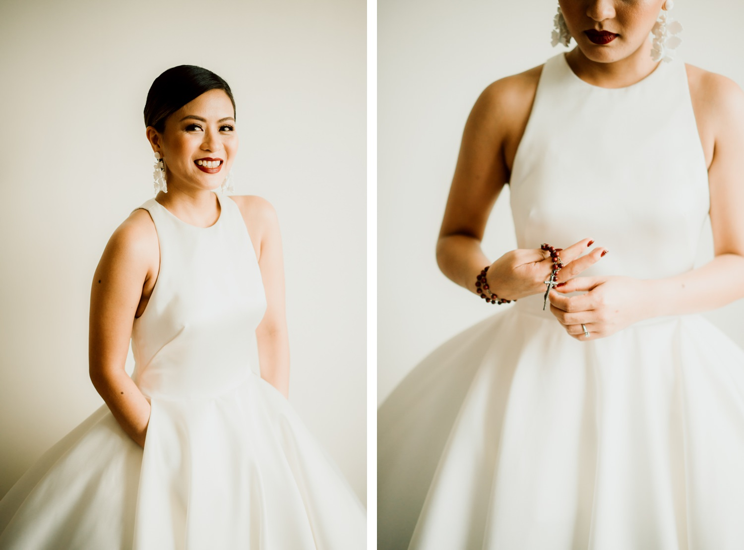 Oak St Studios - Elaine and Calde - Manila Philippines Wedding Photographer