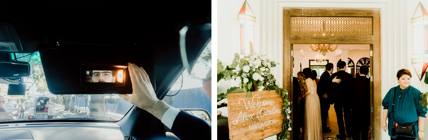 Oak St Studios  - Alex and Caroline- Antonios Tagaytay Wedding Photographer