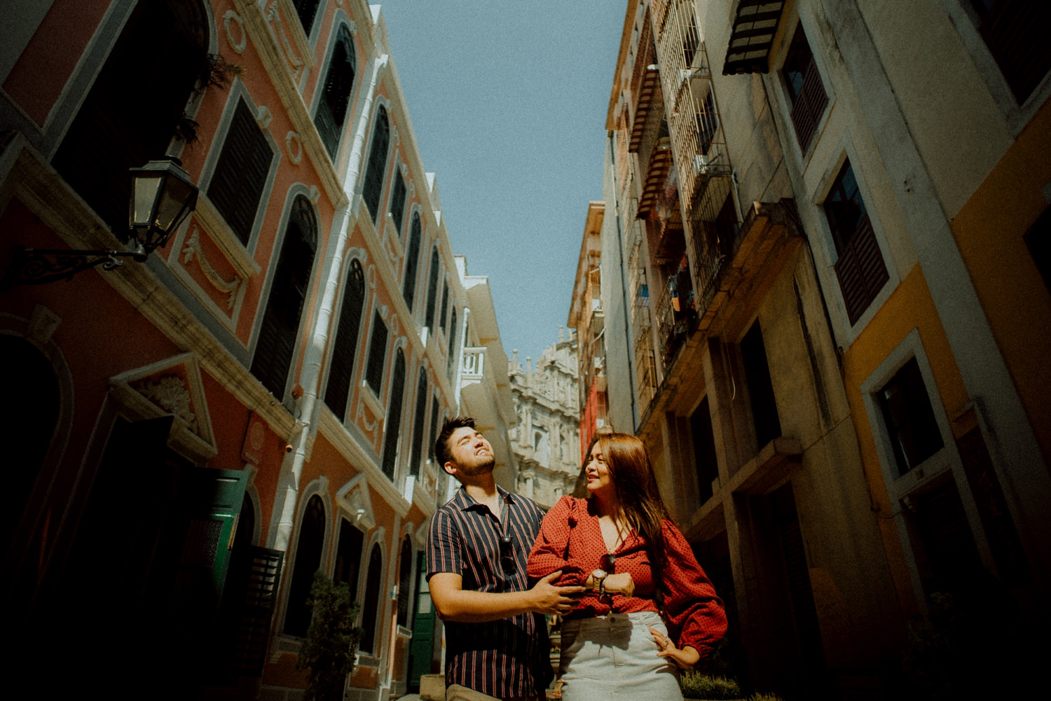 Oak St Studios - Cheska and Jordan - Macau Macao Engagement Session Photographer