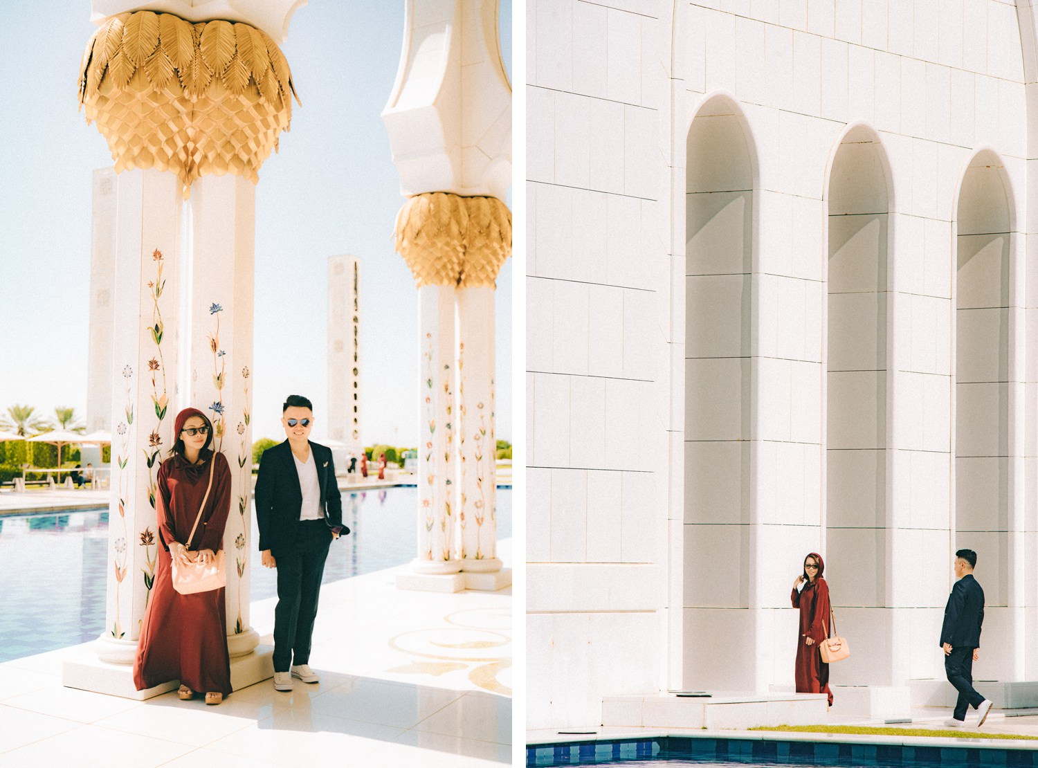 Oak St Studios - Migi and Joan - Abu Dhabi Dubai United Arab Emirates Engagement Photographer