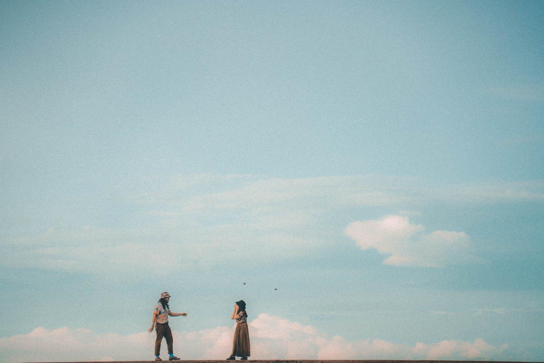 Oak St. Studios - Fatima and Christian Bicol Engagement Wedding Photographer