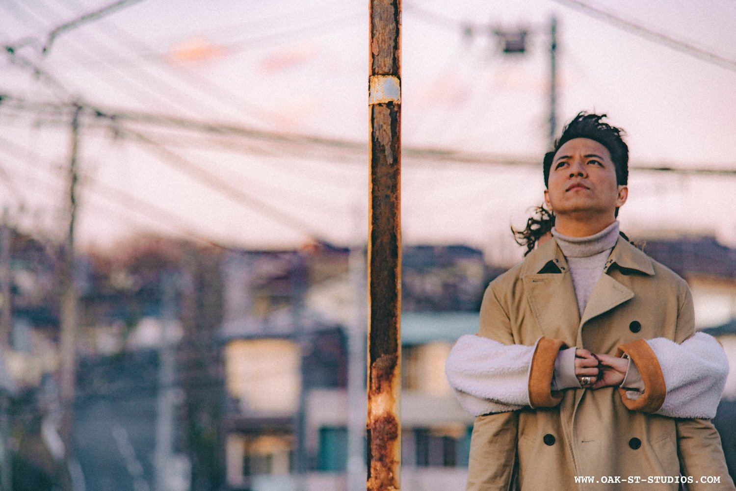 Oak St Studios - KZ Tandingan and TJ Monterde Tokyo Japan Prenup Engagement Session Photographer