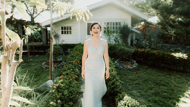 Oak St. Studios - Steffi and Jerich - La Union Beach Wedding Photographer