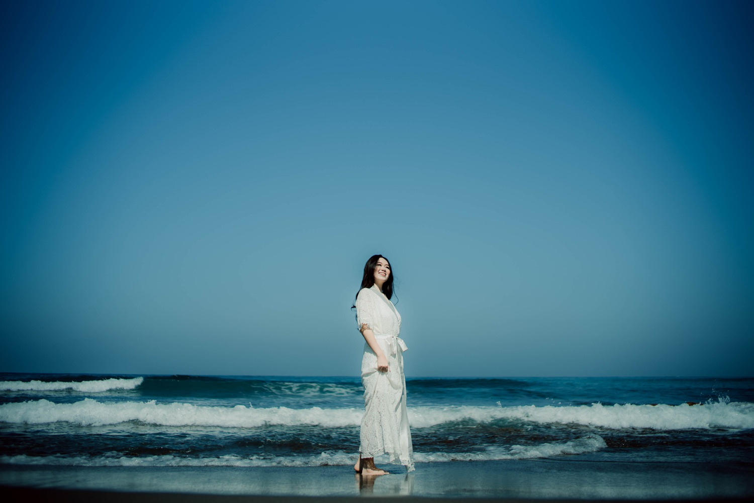 Oak St. Studios - Steffi and Jerich - La Union Beach Wedding Photographer