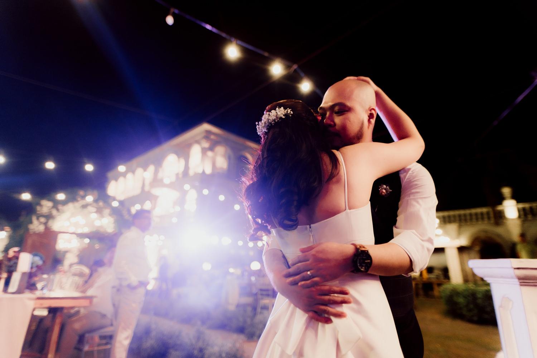 Oak St. Studios - Kim and Chenyl Intimate Tagaytay Wedding Photographer