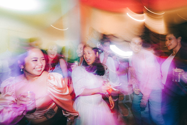 Oak St. Studios - Terricka and Ayi - Intimate Tagaytay Wedding Photographer