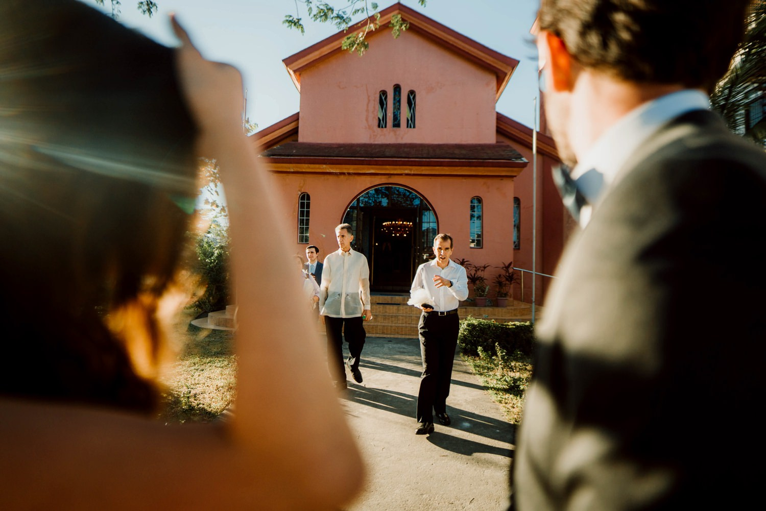 Intimate Small Wedding - Oak St. Studios - Caroline and Alex