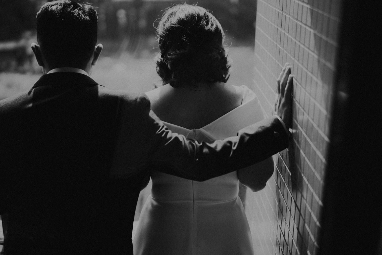 Oak St. Studios - Claud and Liz Intimate Civil Wedding Philippines Photographer