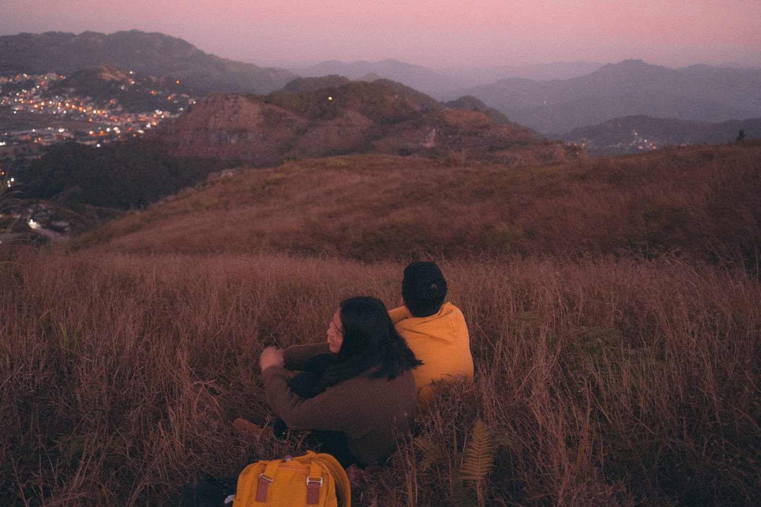 Oak St. Studios - Likha and Pete - Benguet Baguio Engagement Prenup Photographer