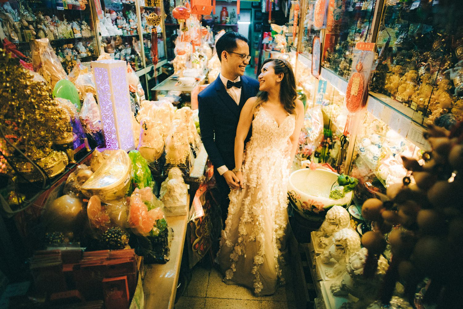 Oak St. Studios - Jeaness and Kim- Post Intimate Wedding Photographer Philippines