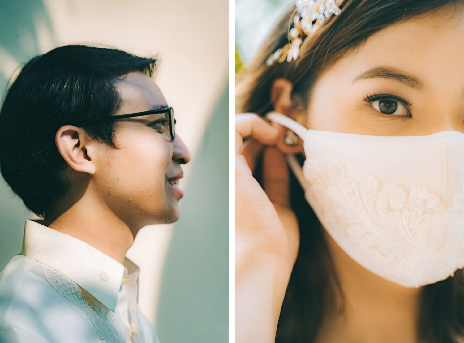 Oak St. Studios - Jan and Marielle - Intimate Wedding Photographer Manila Philippines