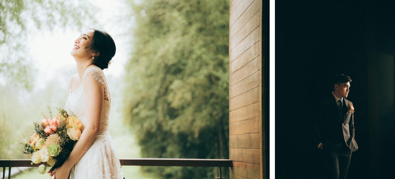 Oak St Studios - Intimate Wedding Photographer Philippines - Karina and Lean