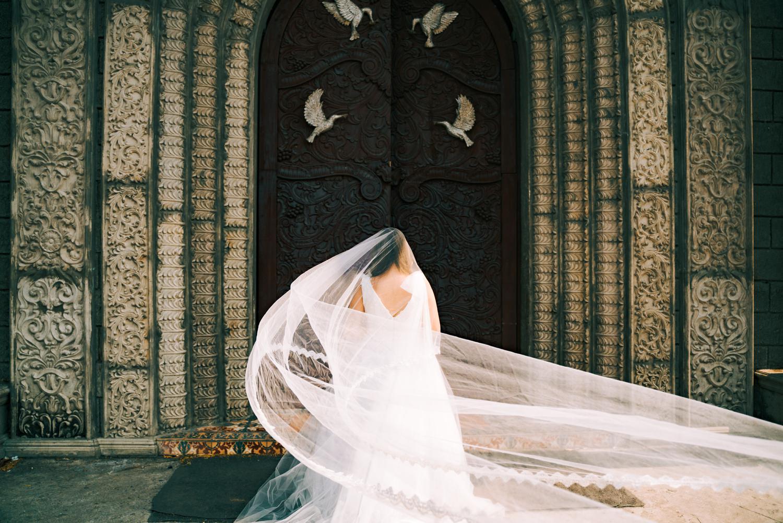 Oak St. Studios - Adrian and Odessa - Intimate Wedding Photographer Philippines
