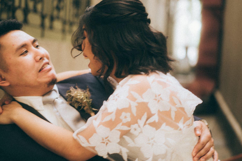 Oak St. Studios - Kurt and Stela Civil Intimate wedding photographer